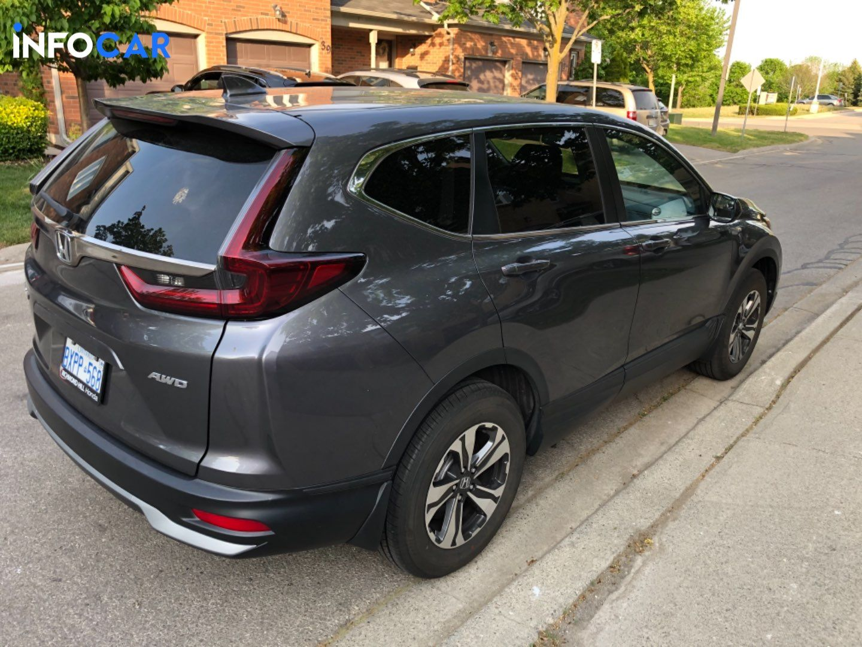 2020 Honda CR-V LX - INFOCAR - Toronto's Most Comprehensive New and Used Auto Trading Platform