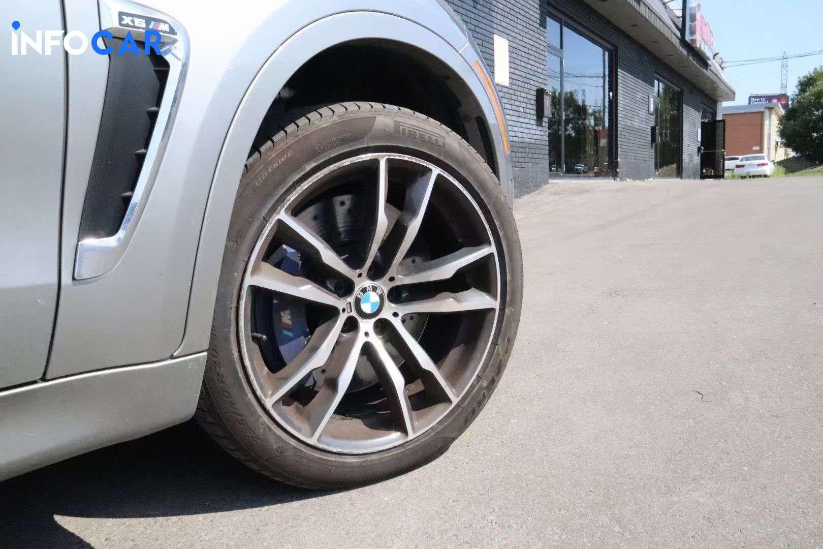 2018 BMW X6 M - INFOCAR - Toronto's Most Comprehensive New and Used Auto Trading Platform