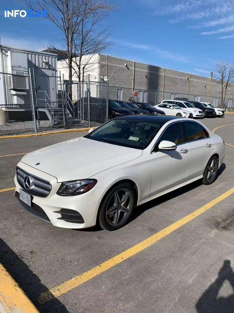 2019 Mercedes-Benz E-Class E450 - INFOCAR - Toronto's Most Comprehensive New and Used Auto Trading Platform