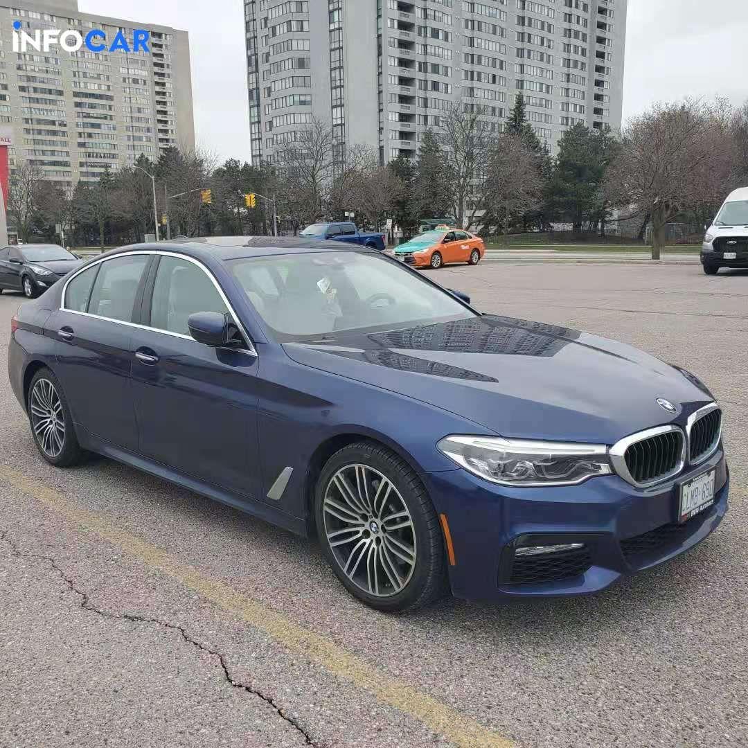 2017 BMW 5-Series BMW 530I - INFOCAR - Toronto's Most Comprehensive New and Used Auto Trading Platform