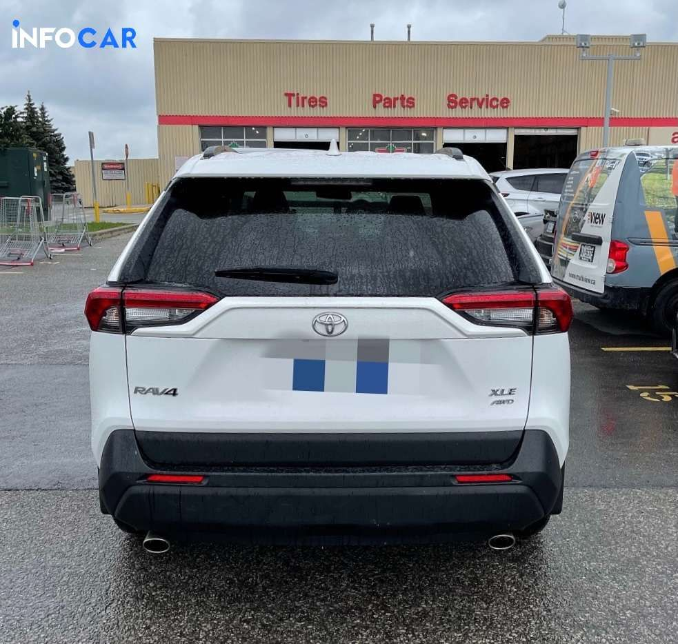 2019 Toyota RAV4 XLE - INFOCAR - Toronto's Most Comprehensive New and Used Auto Trading Platform