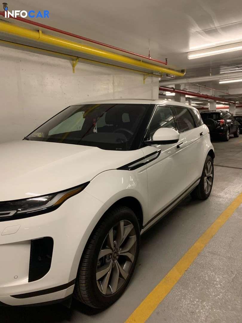 2020 Land Rover Range Rover Evoque P250 S - INFOCAR - Toronto Auto Trading Platform