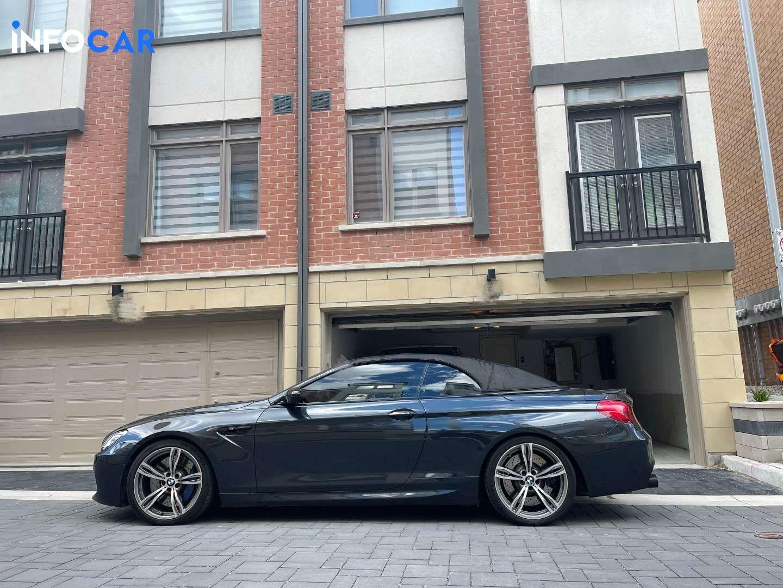 2012 BMW M6 M6 2 door Convertible  - INFOCAR - Toronto's Most Comprehensive New and Used Auto Trading Platform