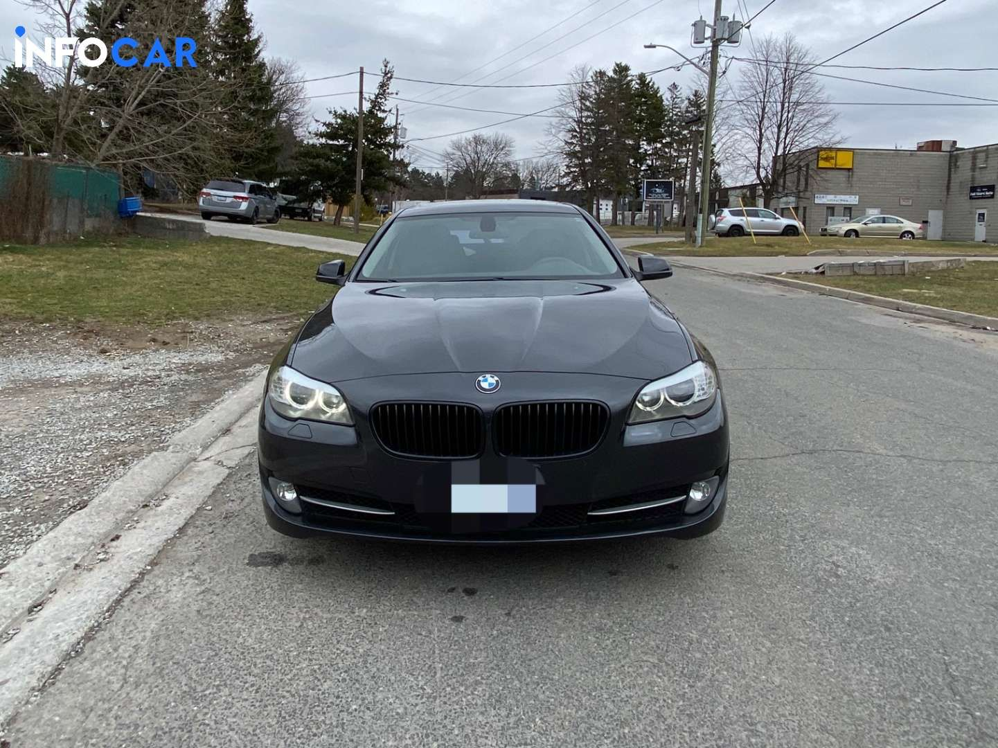 2011 BMW 5-Series 535xi - INFOCAR - Toronto's Most Comprehensive New and Used Auto Trading Platform