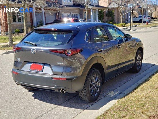 2021 Mazda CX-30 null - INFOCAR - Toronto's Most Comprehensive New and Used Auto Trading Platform