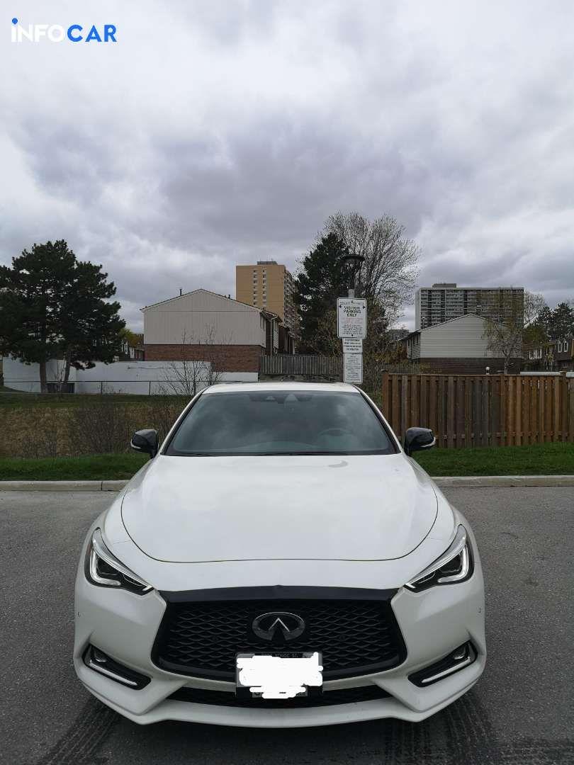 2019 Infiniti Q60 Q60 RED SPORTS I-LINE - INFOCAR - Toronto's Most Comprehensive New and Used Auto Trading Platform