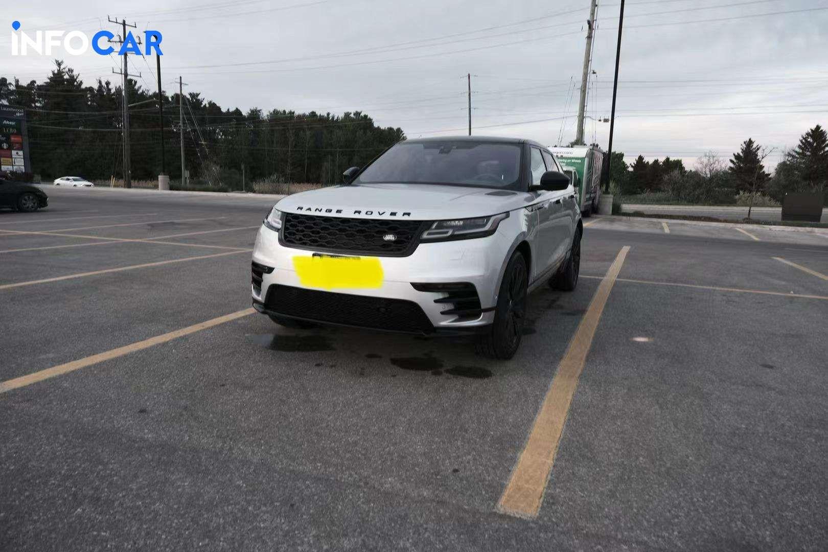 2019 Land Rover Range Rover Velar p340 se - INFOCAR - Toronto's Most Comprehensive New and Used Auto Trading Platform