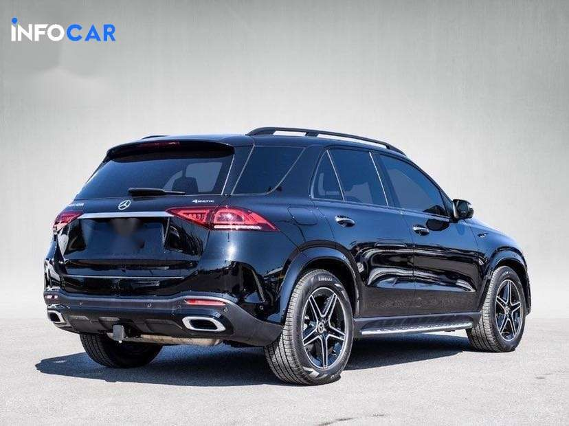 2021 Mercedes-Benz GLE-Class 450 - INFOCAR - Toronto's Most Comprehensive New and Used Auto Trading Platform