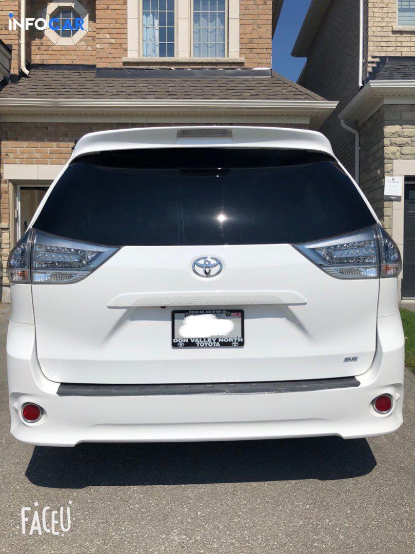 2015 Toyota Sienna SE 8 passengers - INFOCAR - Toronto's Most Comprehensive New and Used Auto Trading Platform