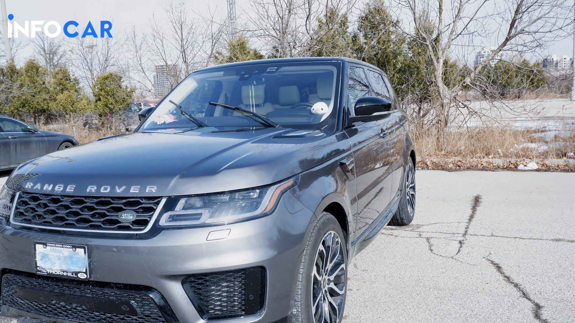 2019 Land Rover Range Rover Sport HSE 4D utility   - INFOCAR - Toronto's Most Comprehensive New and Used Auto Trading Platform