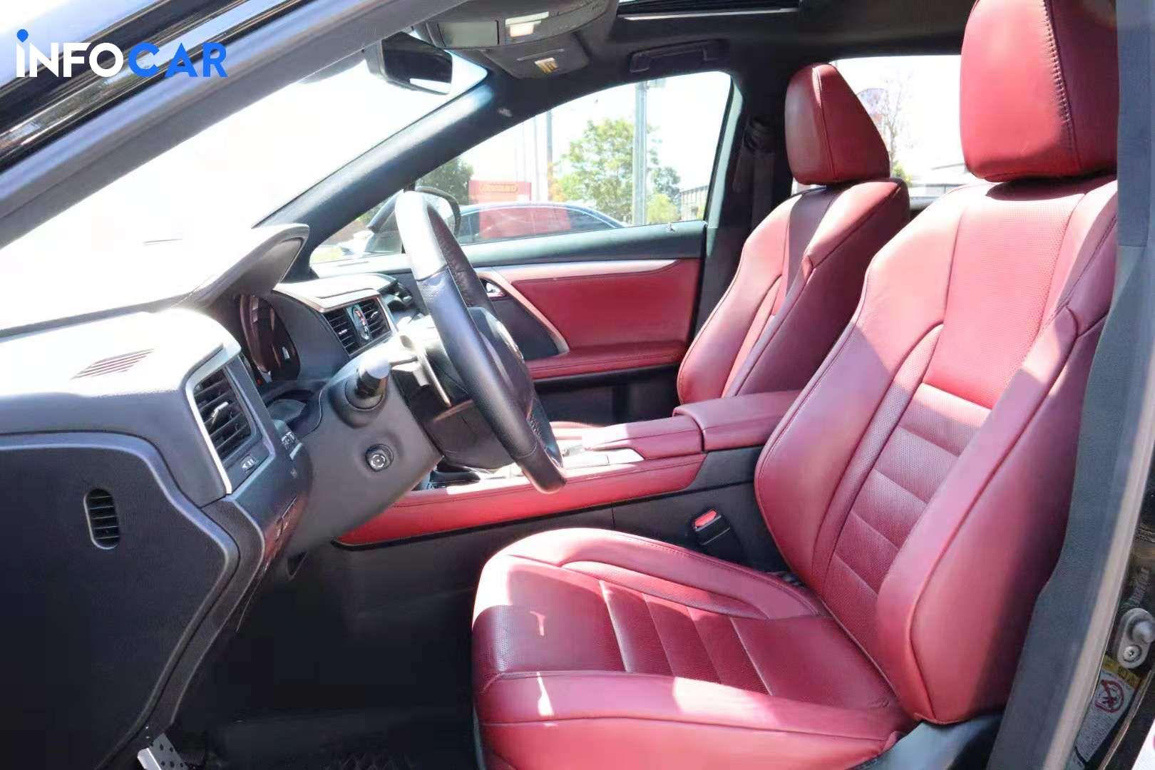 2019 Lexus RX 350 rx350 - INFOCAR - Toronto's Most Comprehensive New and Used Auto Trading Platform