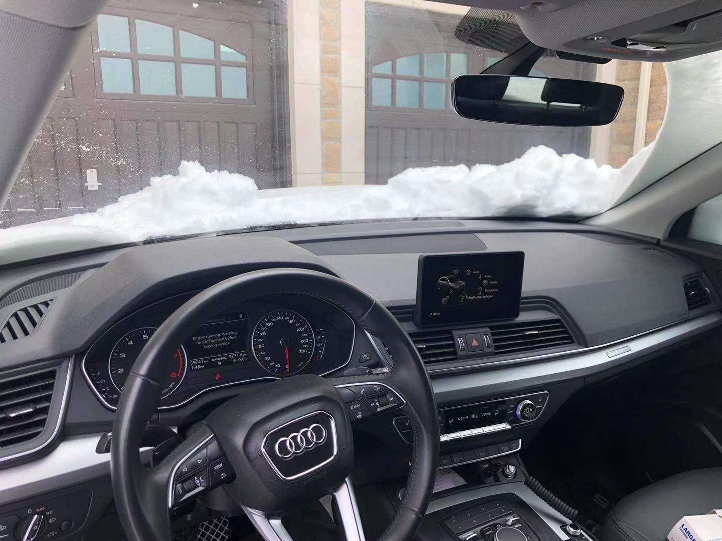 2018 Audi Q5 null - INFOCAR - Toronto's Most Comprehensive New and Used Auto Trading Platform
