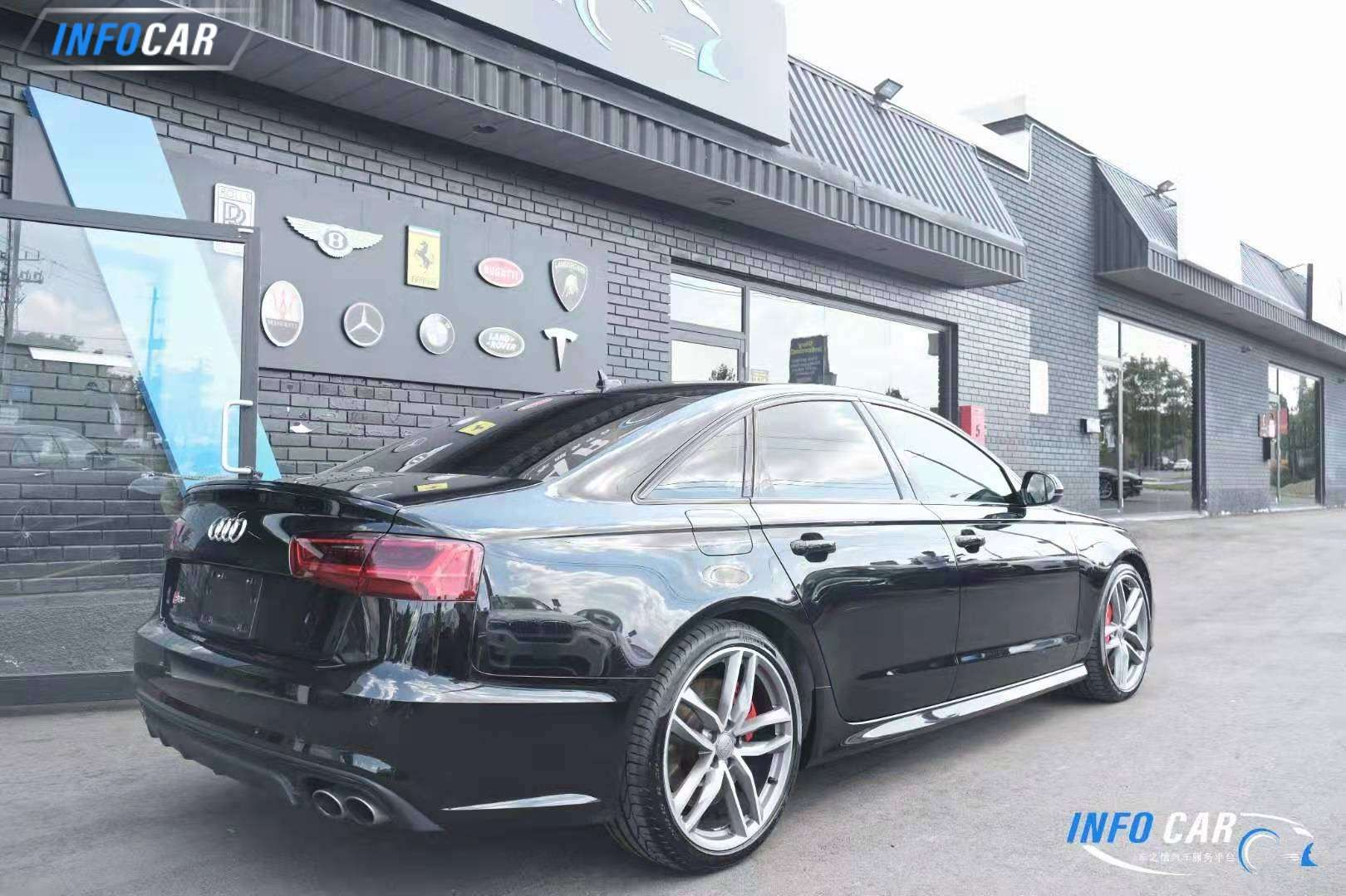 2017 Audi S6 tech - INFOCAR - Toronto's Most Comprehensive New and Used Auto Trading Platform