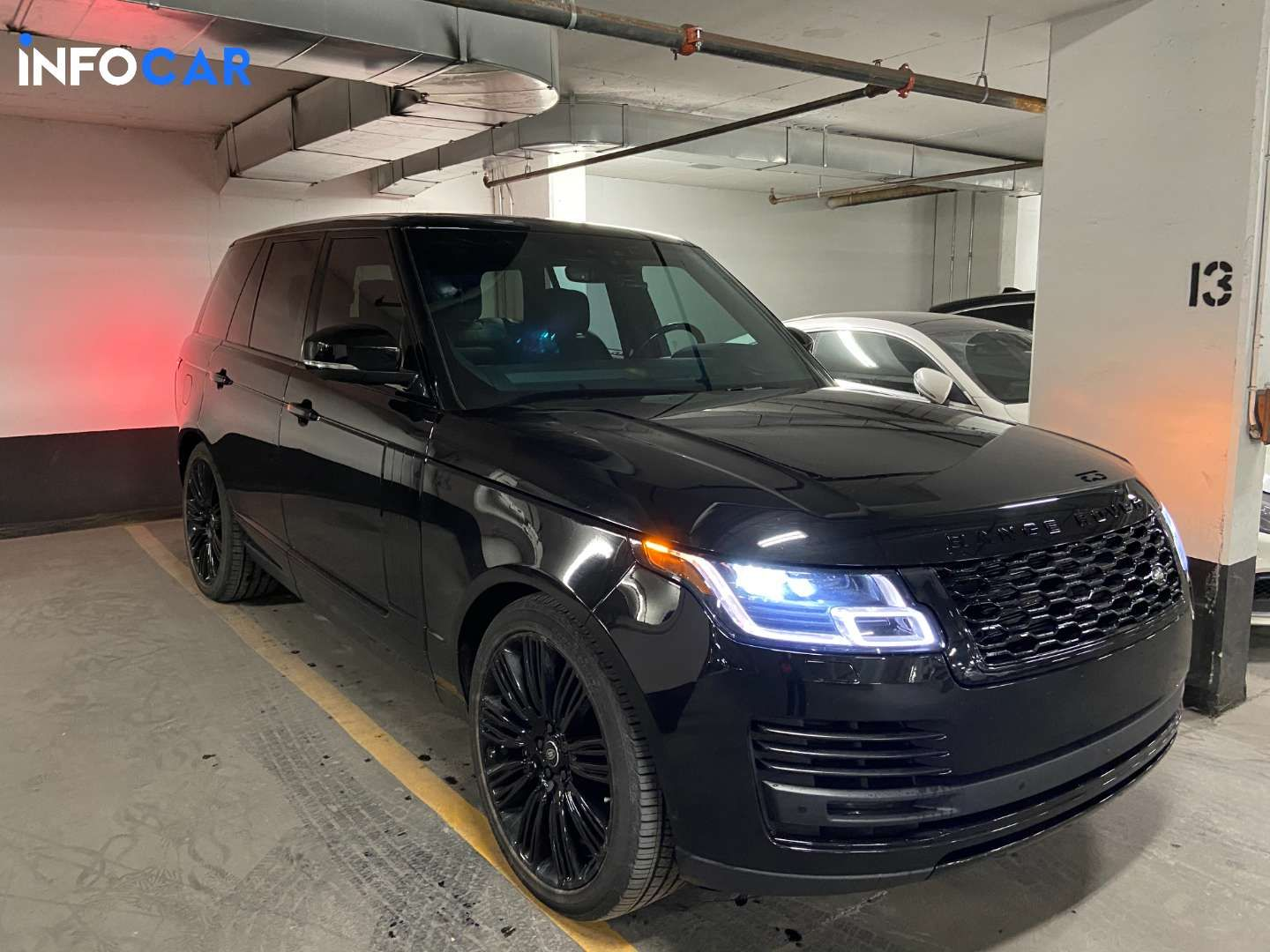 2018 Land Rover Range Rover Range Rover V8 Supercharged SWB - INFOCAR - Toronto's Most Comprehensive New and Used Auto Trading Platform