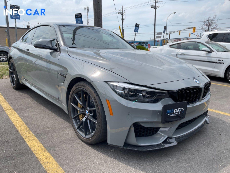 2019 BMW M4 CS - INFOCAR - Toronto's Most Comprehensive New and Used Auto Trading Platform