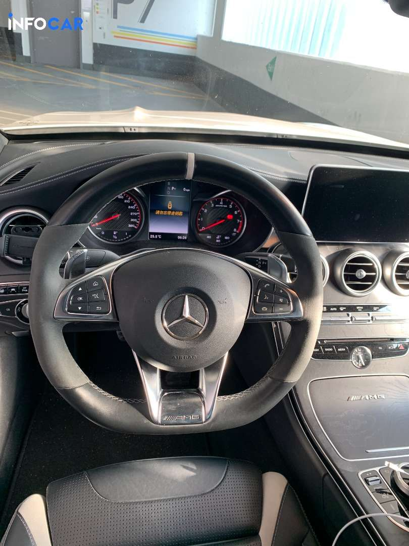 2016 Mercedes-Benz C-Class C63S - INFOCAR - Toronto's Most Comprehensive New and Used Auto Trading Platform