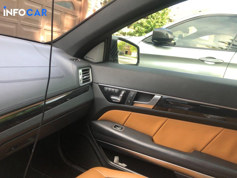 2015 Mercedes-Benz E-Class E550 coupe - INFOCAR - Toronto's Most Comprehensive New and Used Auto Trading Platform