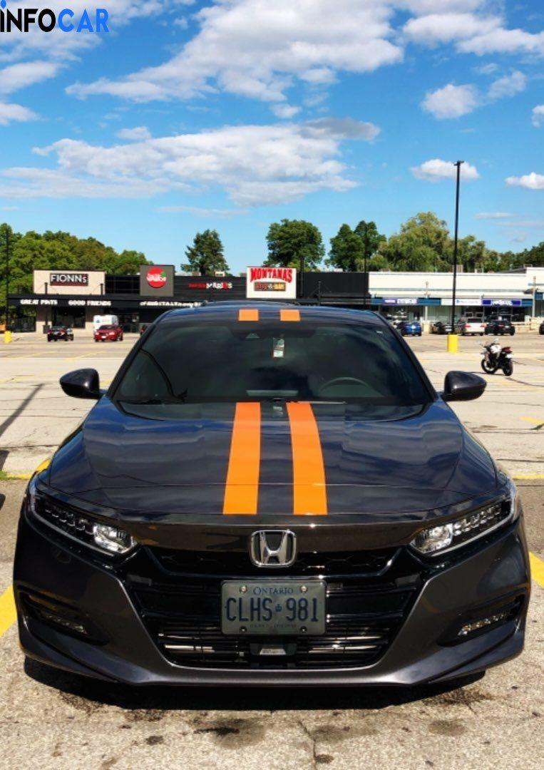 2020 Honda Accord Sport 2.0T - INFOCAR - Toronto's Most Comprehensive New and Used Auto Trading Platform