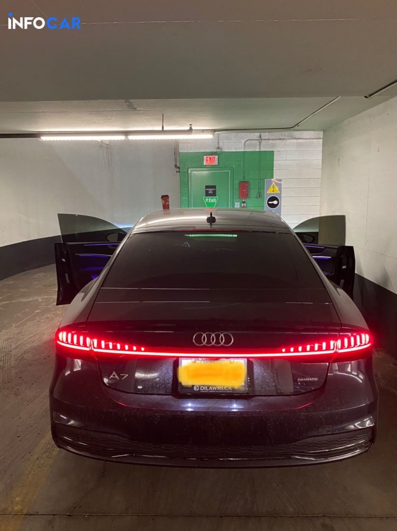 2019 Audi A7 a7  Technik  - INFOCAR - Toronto's Most Comprehensive New and Used Auto Trading Platform