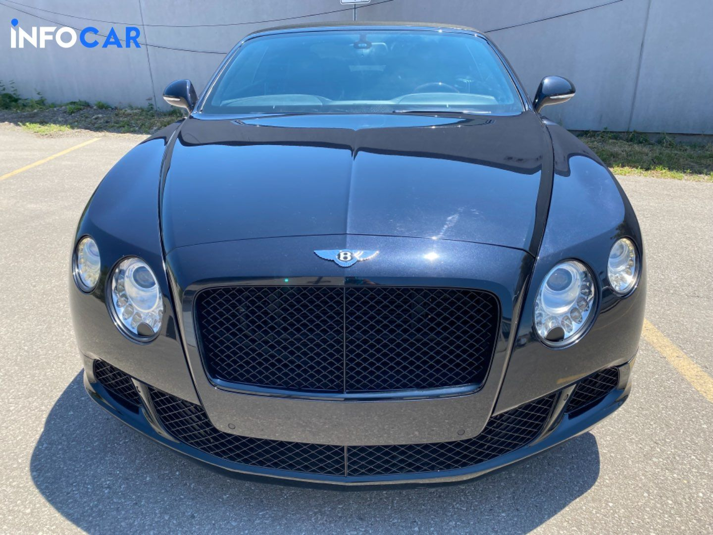 2014 Bentley Continental GT Speed - INFOCAR - Toronto's Most Comprehensive New and Used Auto Trading Platform