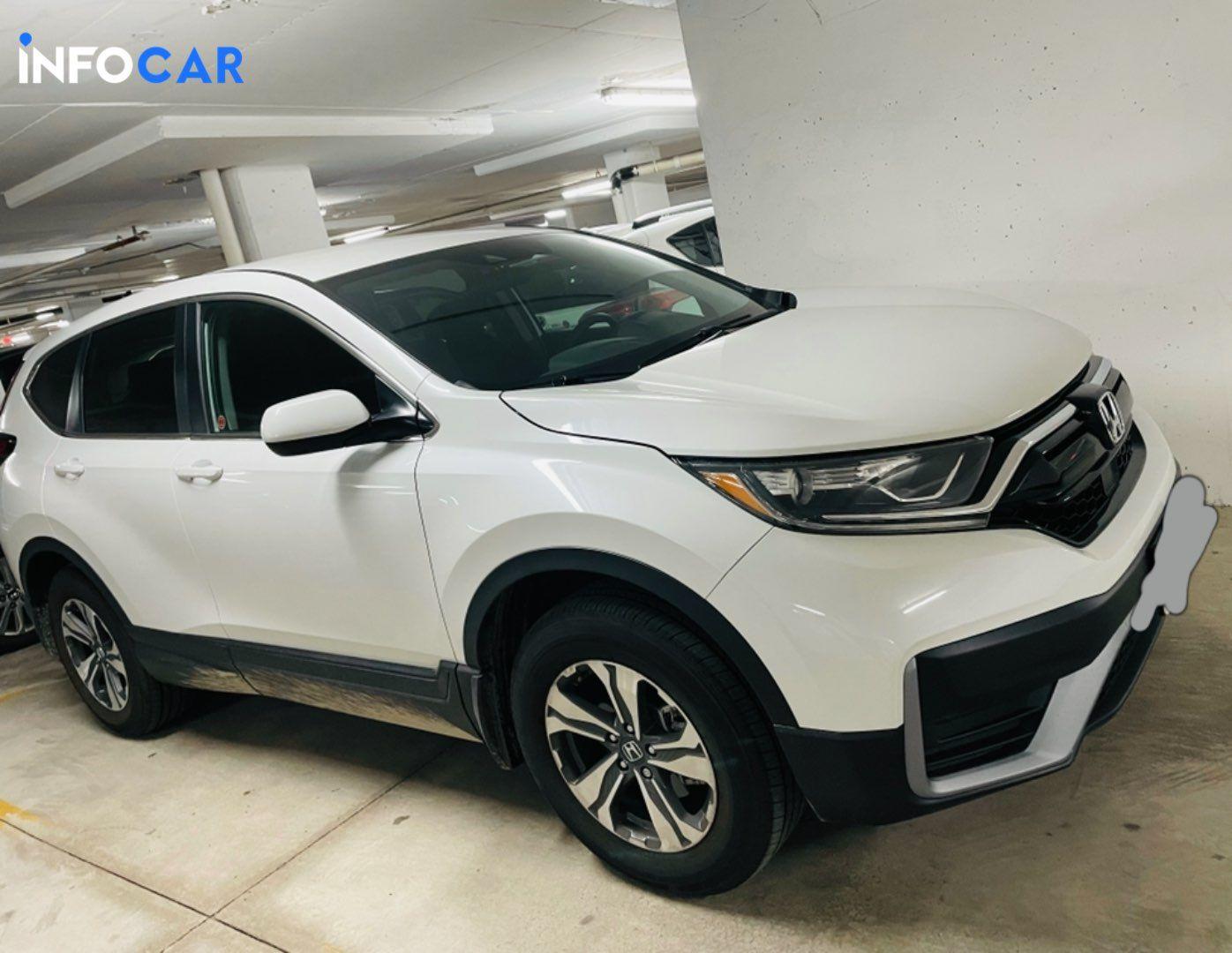 2021 Honda CR-V LX - INFOCAR - Toronto's Most Comprehensive New and Used Auto Trading Platform