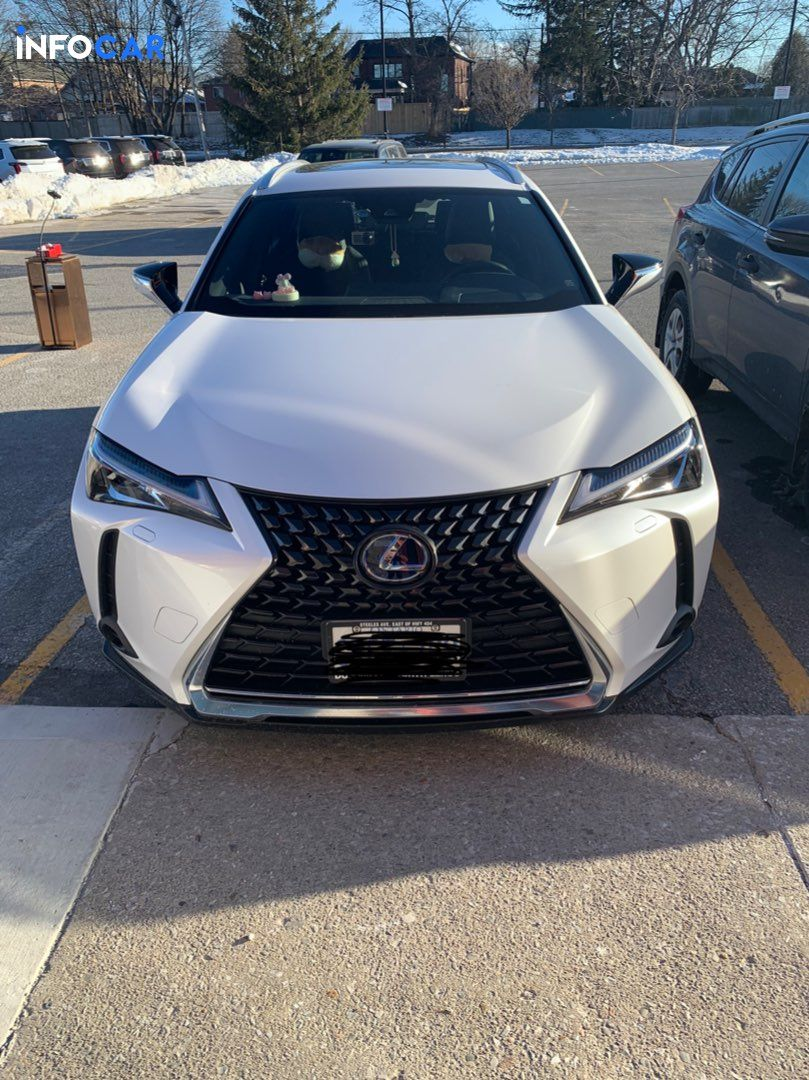 2020 Lexus UX 250h null - INFOCAR - Toronto's Most Comprehensive New and Used Auto Trading Platform