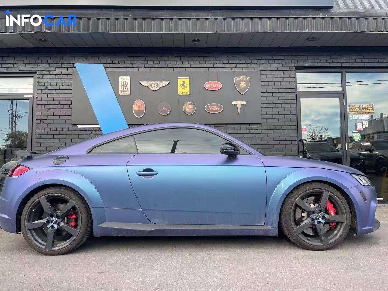 2018 Audi TT TTRS - INFOCAR - Toronto's Most Comprehensive New and Used Auto Trading Platform