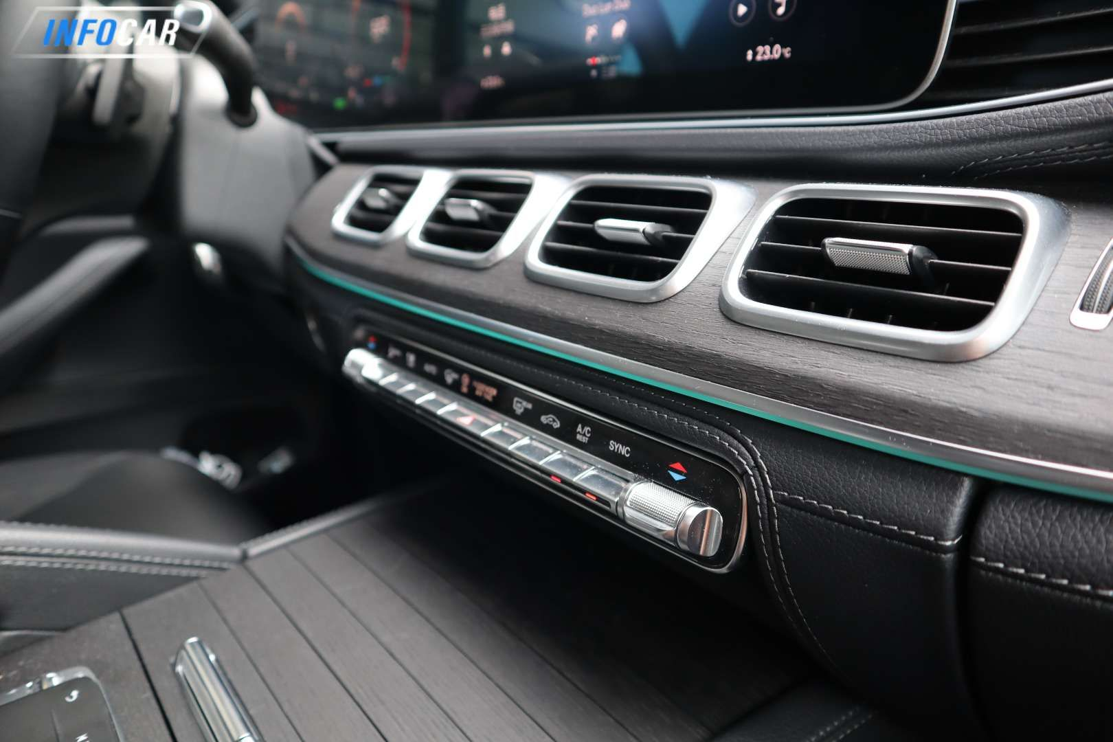 2020 Mercedes-Benz GLE-Class GLE 450 - INFOCAR - Toronto's Most Comprehensive New and Used Auto Trading Platform