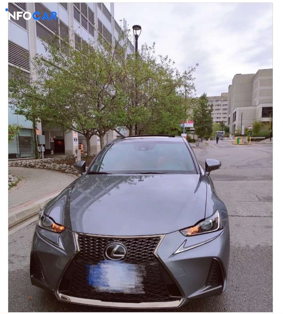 2019 Lexus IS 300    - INFOCAR - Toronto's Most Comprehensive New and Used Auto Trading Platform