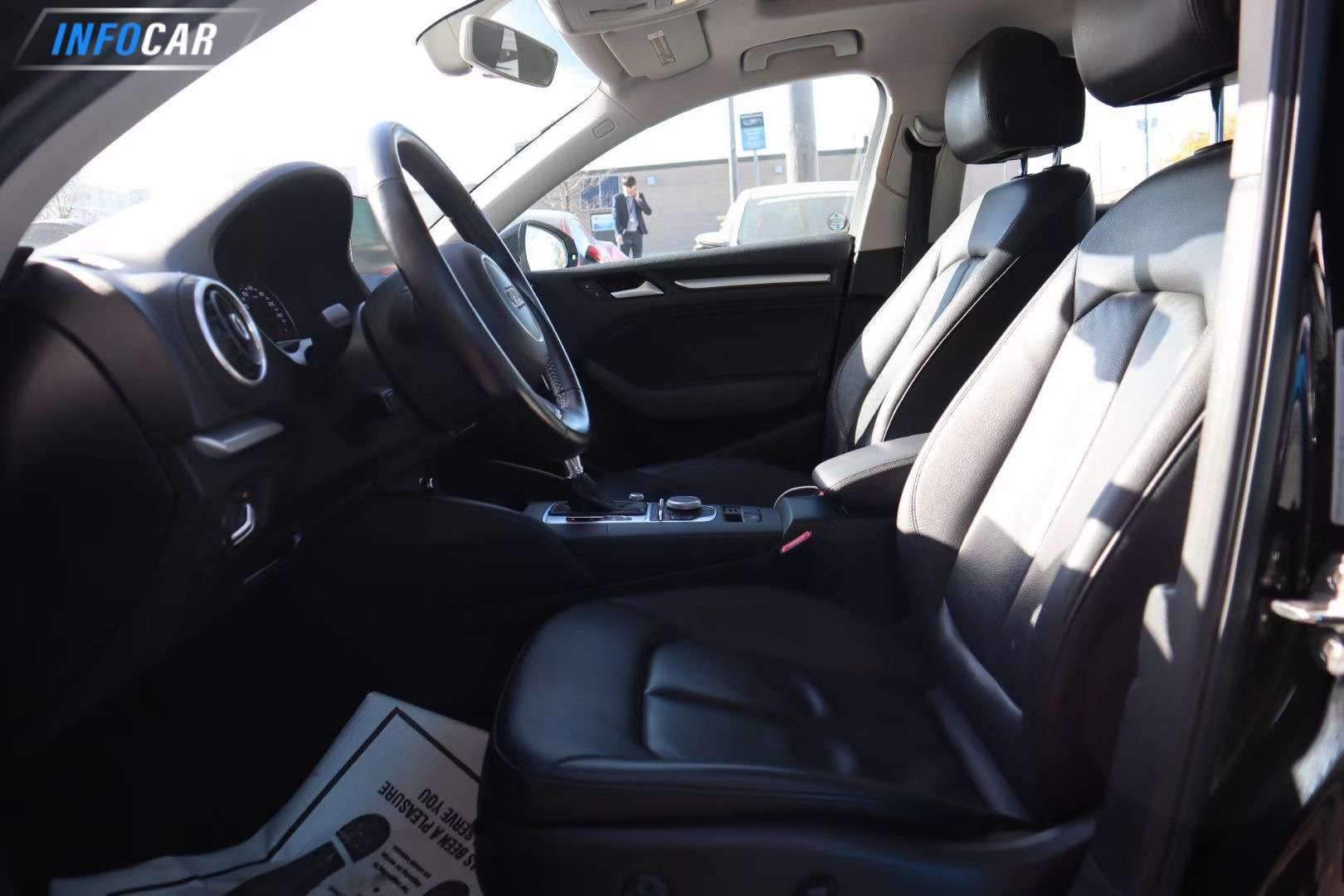 2016 Audi A3 a3 progressive - INFOCAR - Toronto's Most Comprehensive New and Used Auto Trading Platform