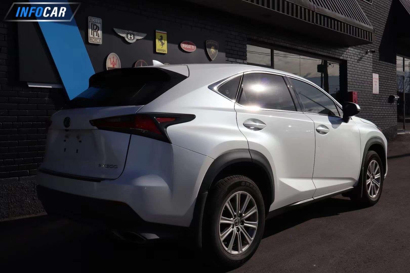2020 Lexus NX 300 BASE MODEL - INFOCAR - Toronto's Most Comprehensive New and Used Auto Trading Platform