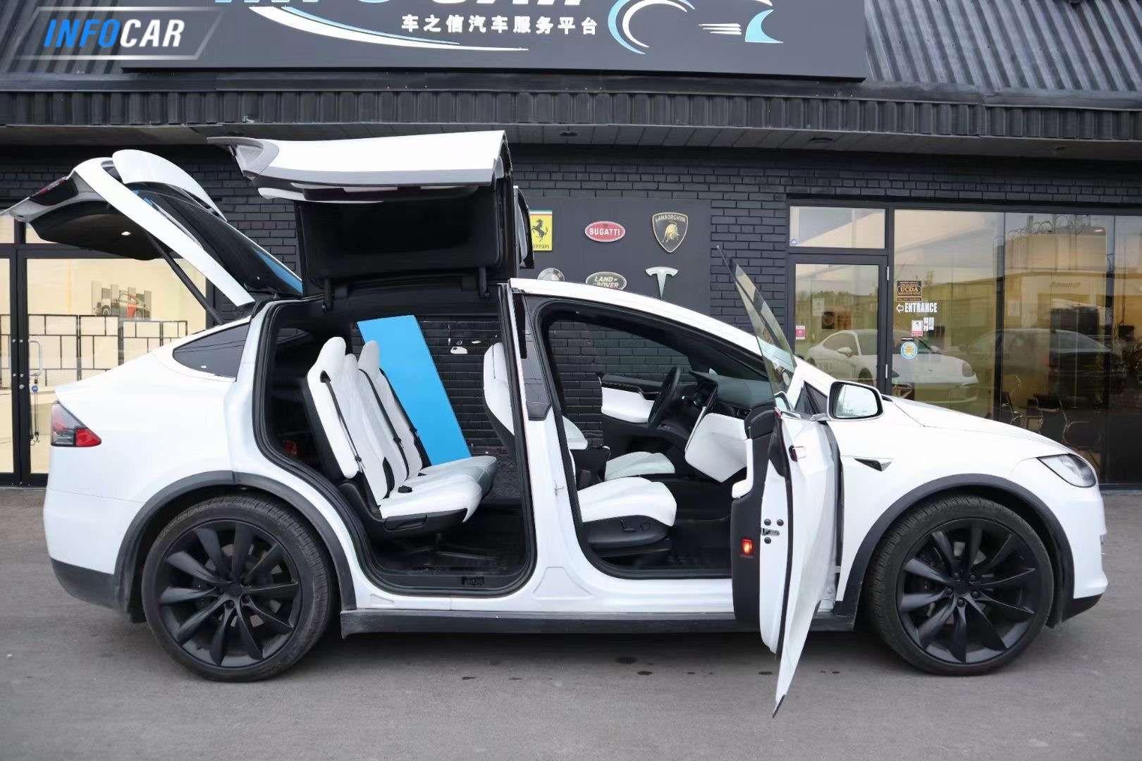 2019 Tesla Model X MODEL X LONG RANGE - INFOCAR - Toronto's Most Comprehensive New and Used Auto Trading Platform