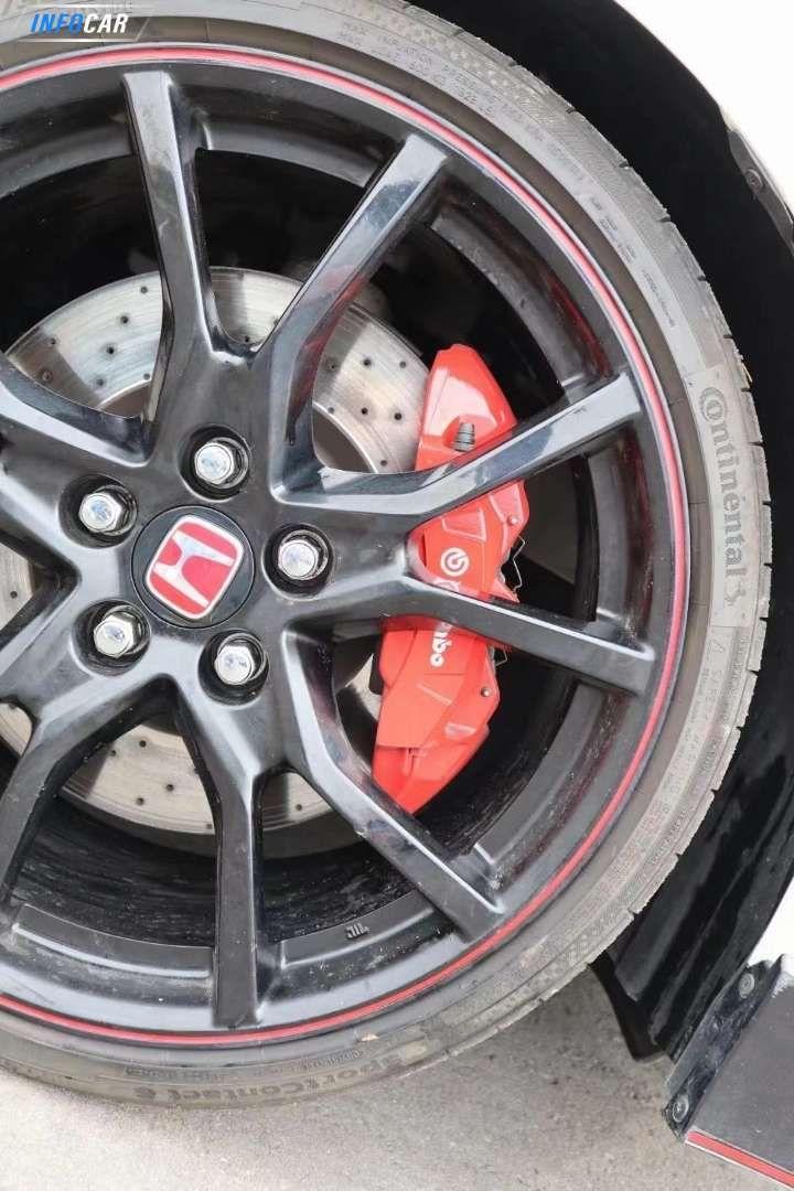 2018 Honda Civic TYPE R - INFOCAR - Toronto's Most Comprehensive New and Used Auto Trading Platform