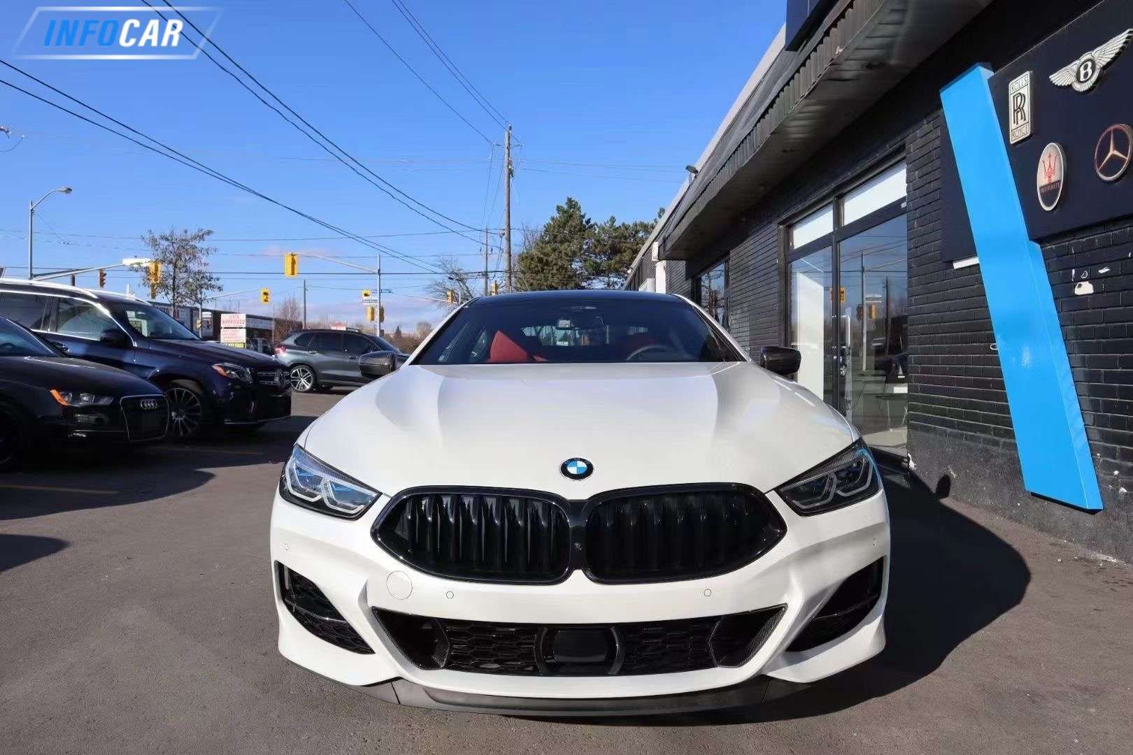 2020 BMW 8-Series Gran Coupe m850 xdrive gran coupe - INFOCAR - Toronto's Most Comprehensive New and Used Auto Trading Platform
