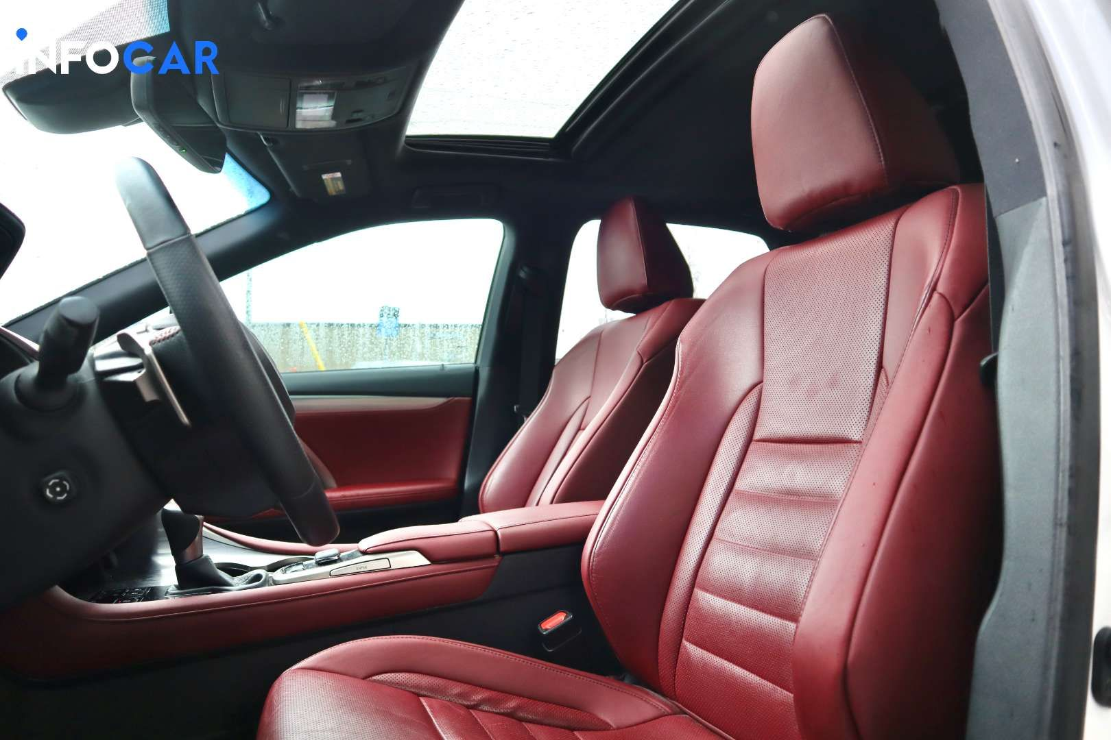 2019 Lexus RX 350 F Sport - INFOCAR - Toronto's Most Comprehensive New and Used Auto Trading Platform