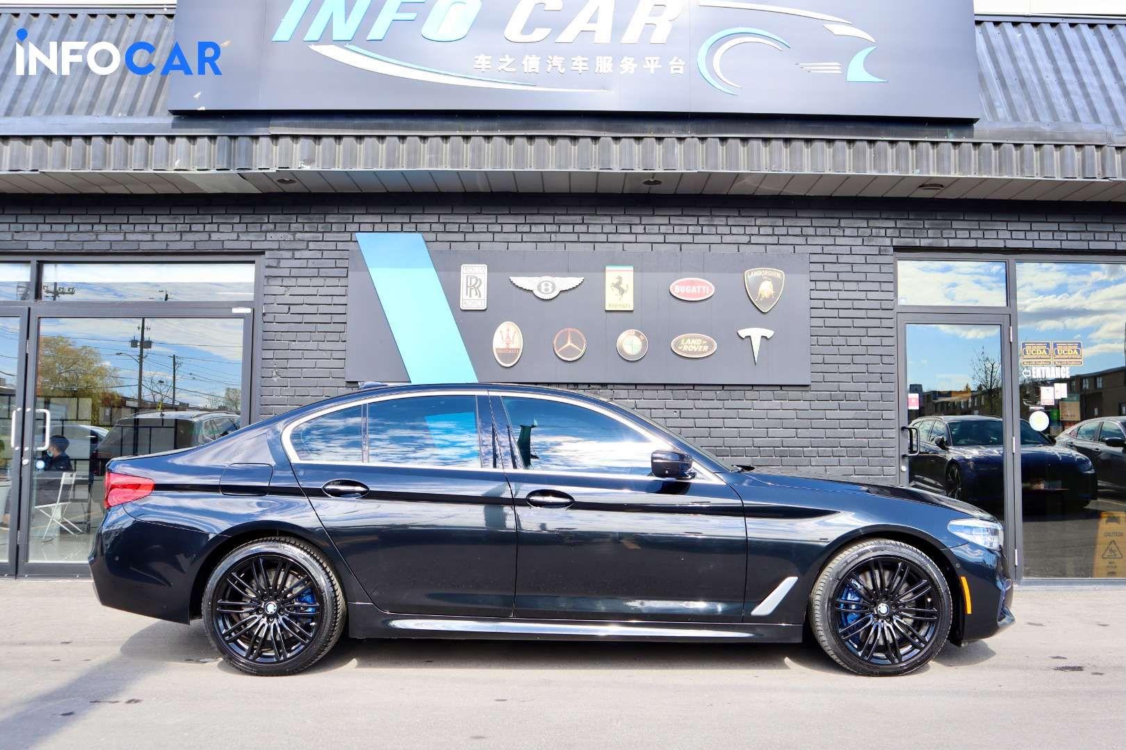 2018 BMW 5-Series 540i xDrive - INFOCAR - Toronto's Most Comprehensive New and Used Auto Trading Platform
