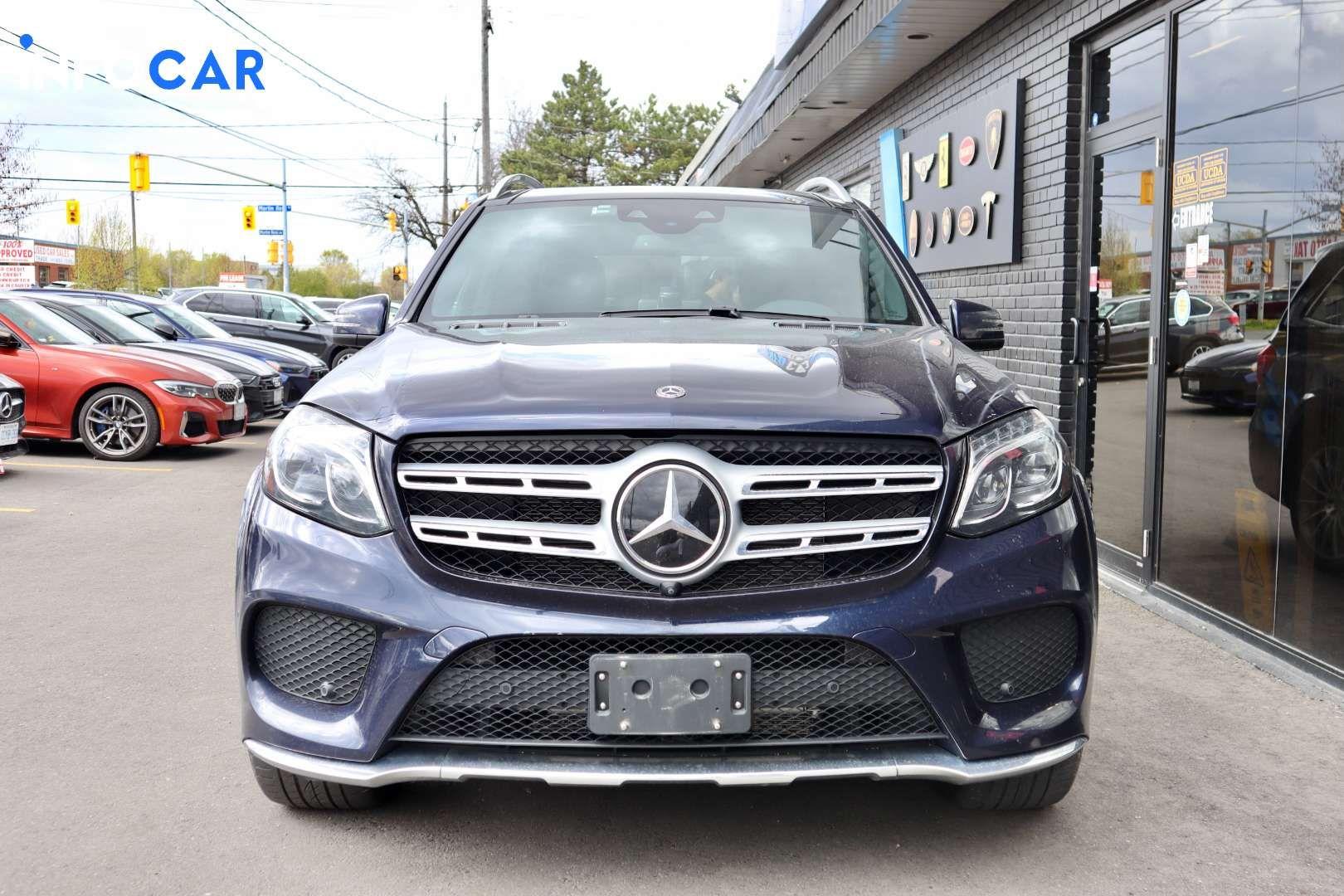 2018 Mercedes-Benz GLS-Class GLS450 4MATIC - INFOCAR - Toronto's Most Comprehensive New and Used Auto Trading Platform