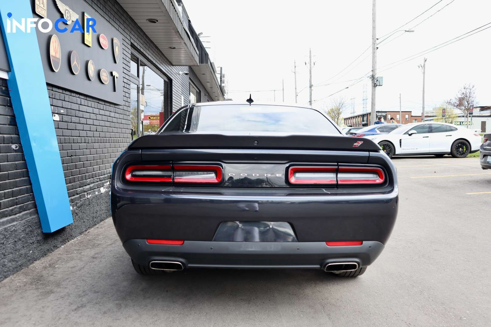 2019 Dodge Challenger GT AWD - INFOCAR - Toronto's Most Comprehensive New and Used Auto Trading Platform