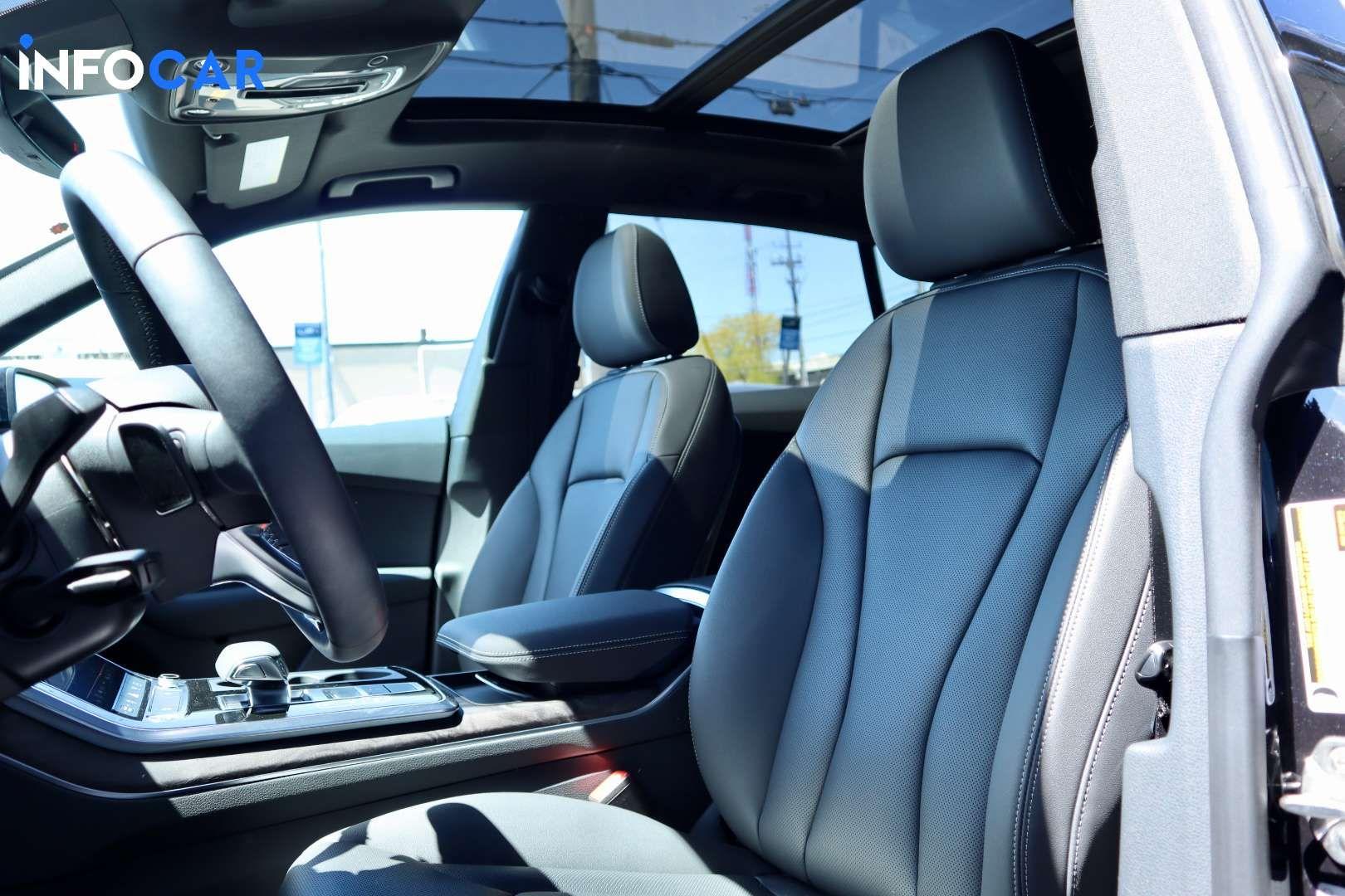 2019 Audi Q8 55TFSI Quattro S-Line - INFOCAR - Toronto's Most Comprehensive New and Used Auto Trading Platform