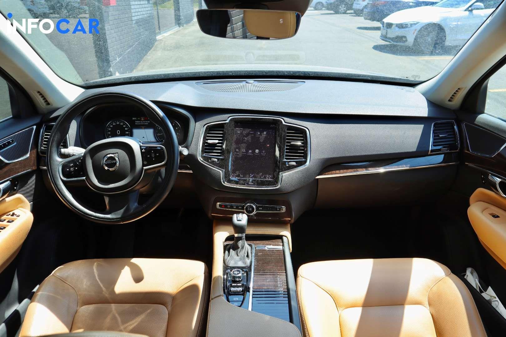 2016 Volvo XC90 T6 Momentum - INFOCAR - Toronto's Most Comprehensive New and Used Auto Trading Platform