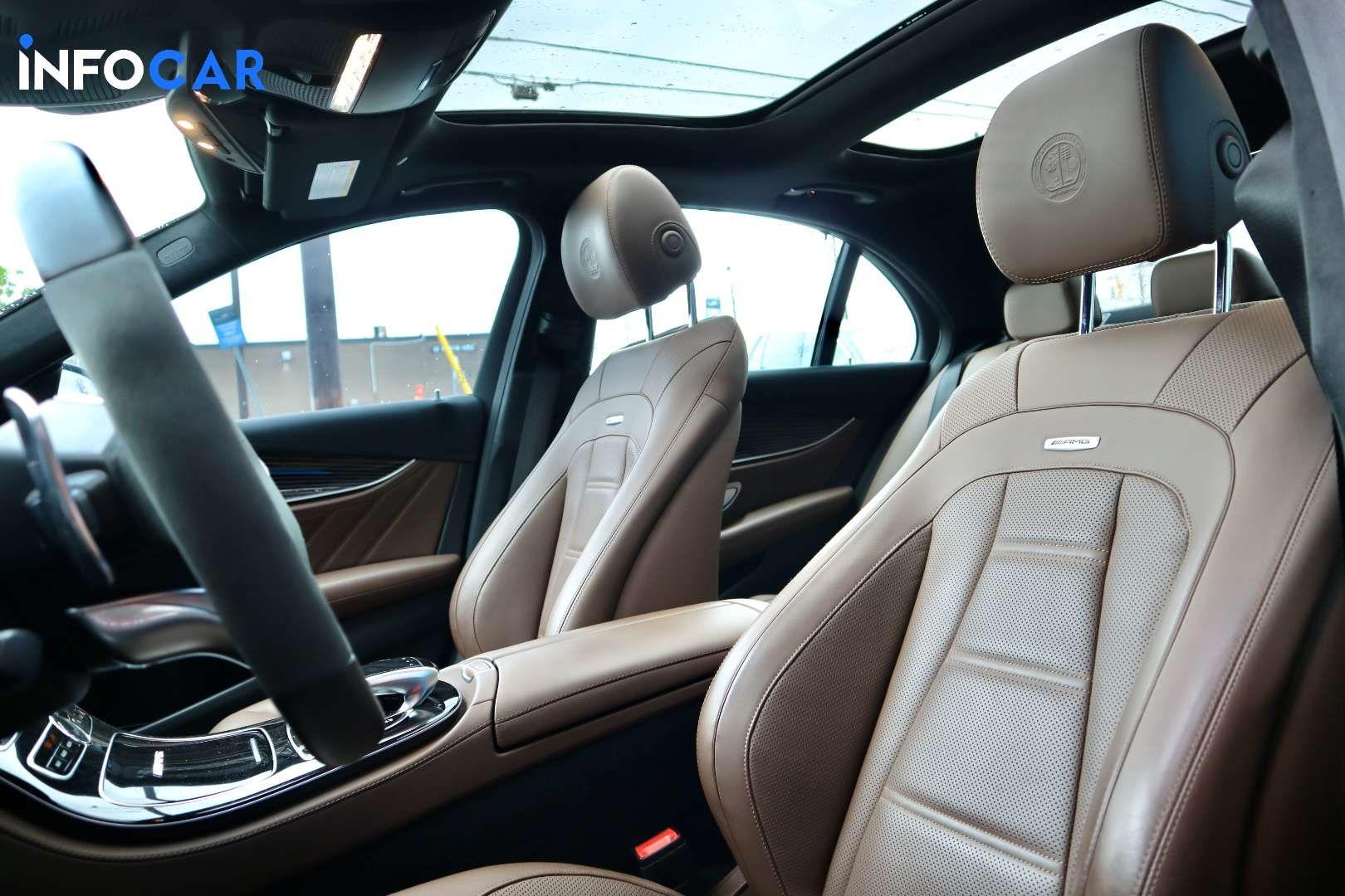2018 Mercedes-Benz E-Class E63S Sedan - INFOCAR - Toronto's Most Comprehensive New and Used Auto Trading Platform