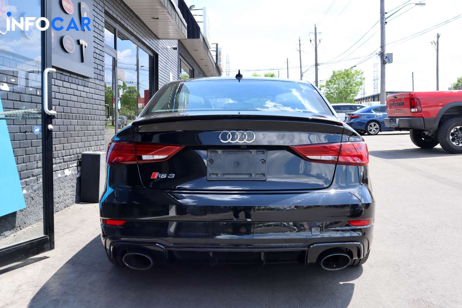 2018 Audi RS 3 null - INFOCAR - Toronto's Most Comprehensive New and Used Auto Trading Platform