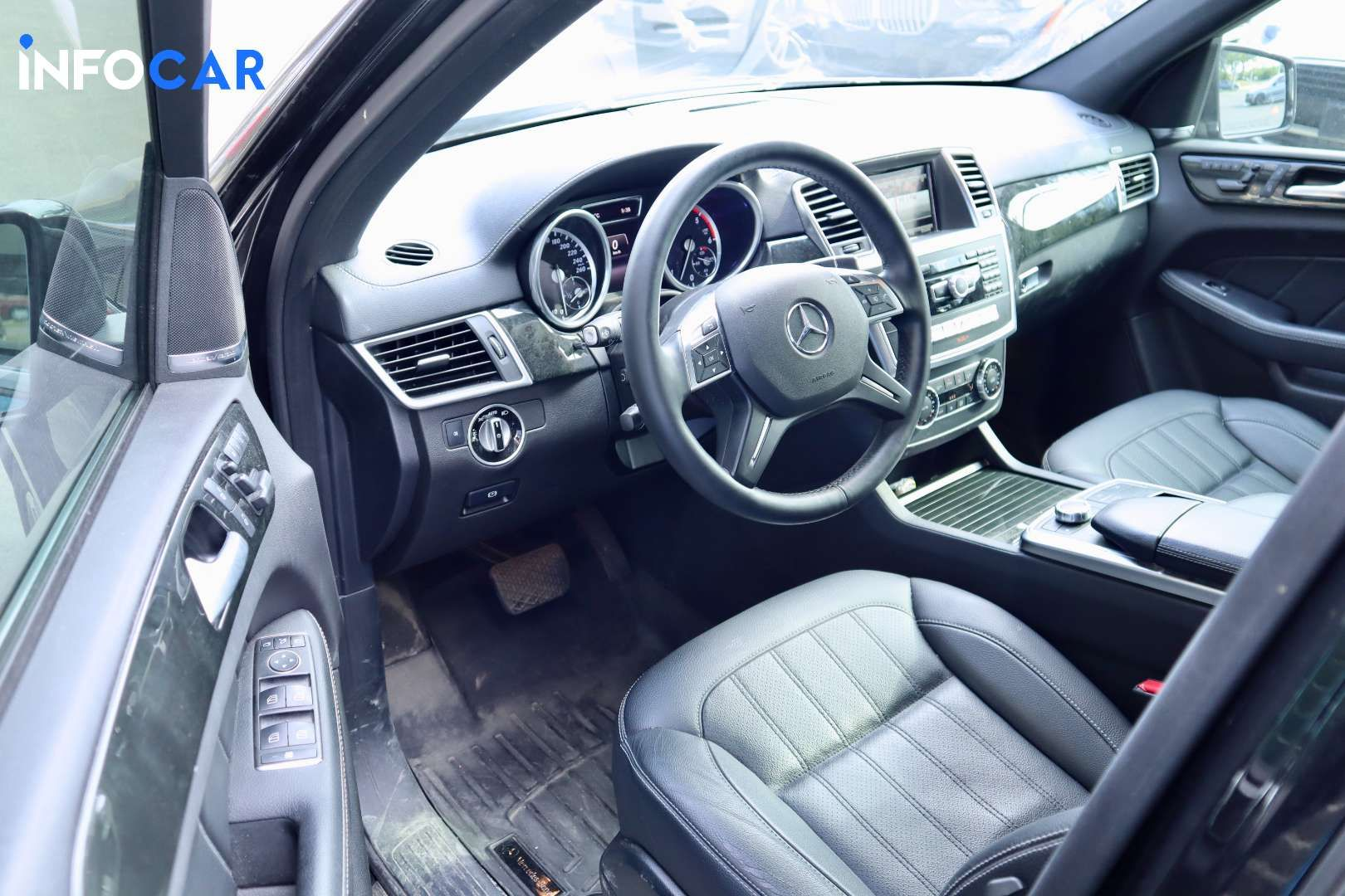 2017 Mercedes-Benz GL-Class GL350 4MATIC - INFOCAR - Toronto's Most Comprehensive New and Used Auto Trading Platform