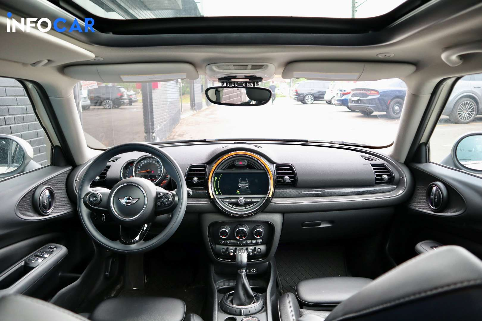 2016 MINI Clubman Cooper - INFOCAR - Toronto's Most Comprehensive New and Used Auto Trading Platform