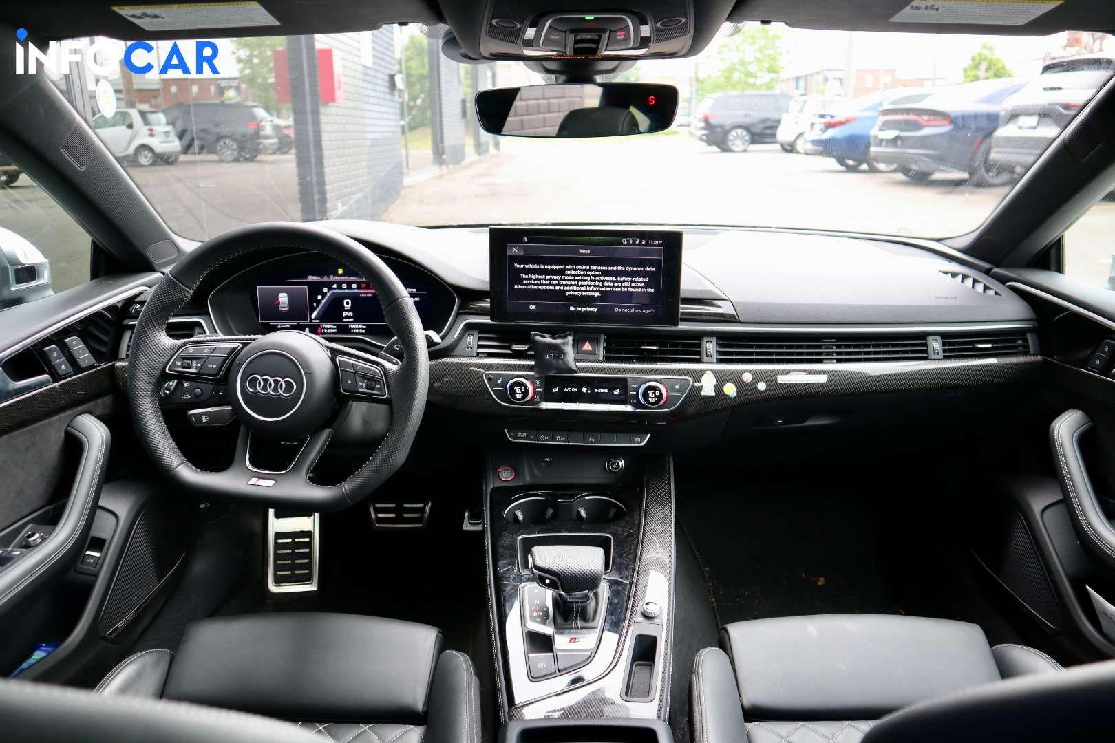 2020 Audi S5 Sportback - INFOCAR - Toronto's Most Comprehensive New and Used Auto Trading Platform