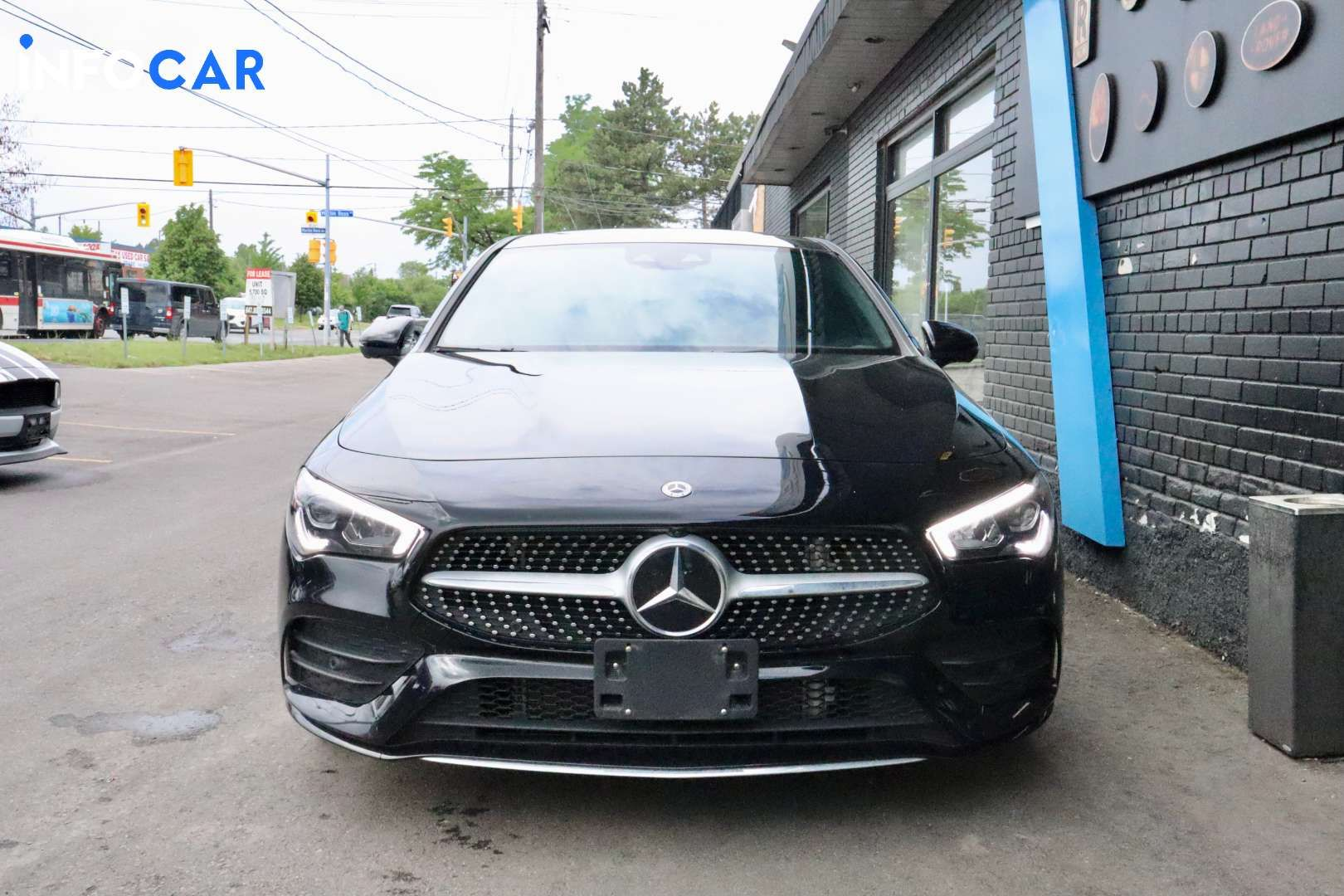 2020 Mercedes-Benz CLA-Class CLA250 4Matic - INFOCAR - Toronto's Most Comprehensive New and Used Auto Trading Platform