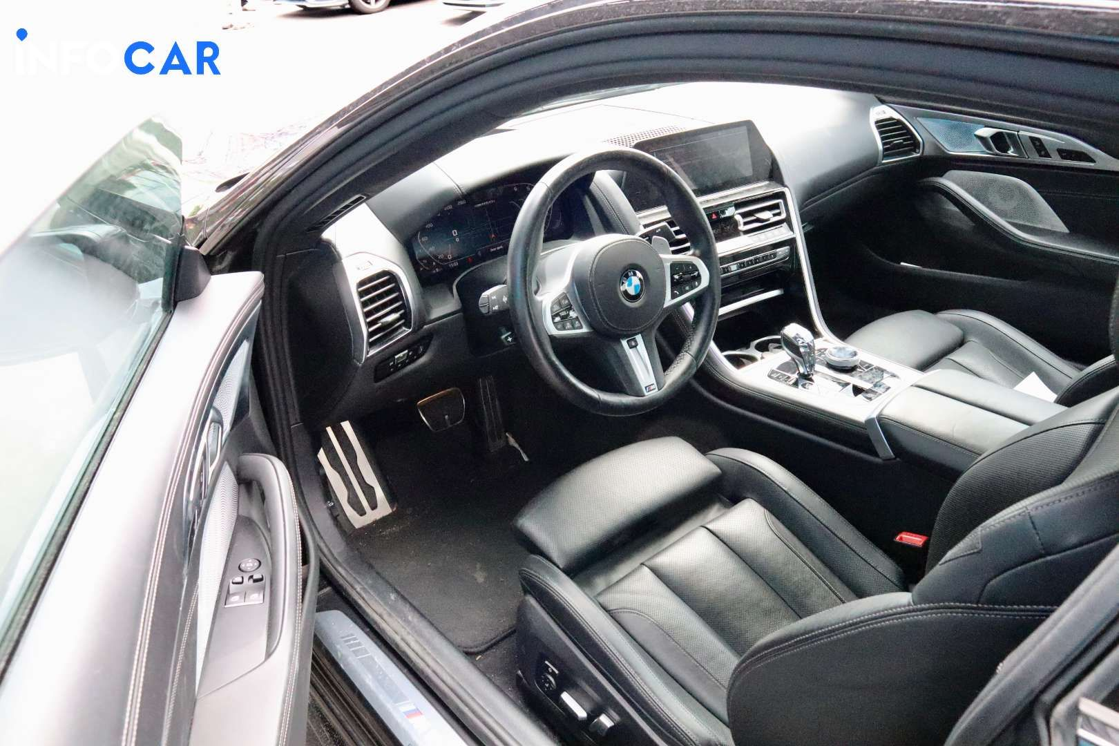 2019 BMW 8-Series 850i xDrive Coupe - INFOCAR - Toronto's Most Comprehensive New and Used Auto Trading Platform
