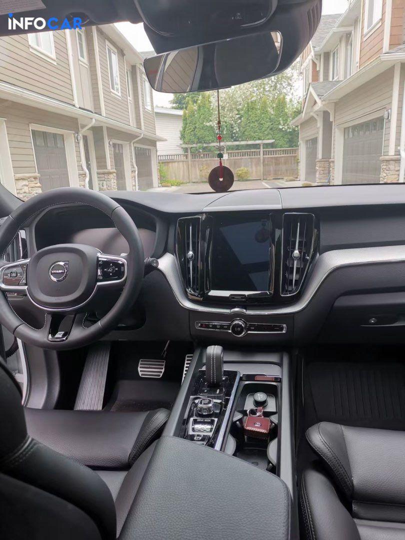 2020 Volvo XC60 plugin r-design - INFOCAR - Toronto's Most Comprehensive New and Used Auto Trading Platform