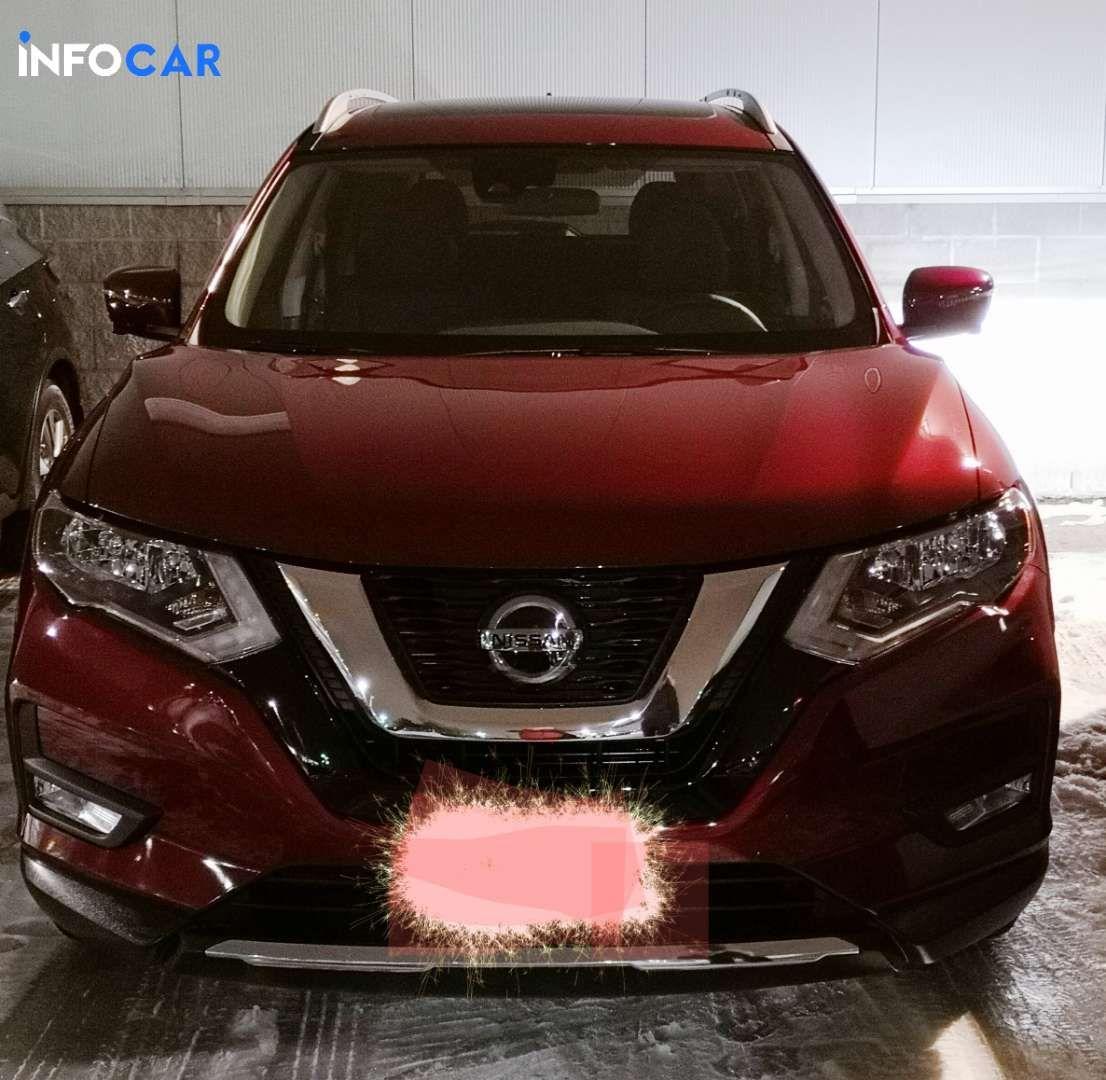 2020 Nissan Rogue SV - INFOCAR - Toronto Auto Trading Platform