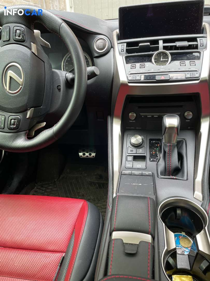 2020 Lexus NX 300 F sport 2 - INFOCAR - Toronto's Most Comprehensive New and Used Auto Trading Platform